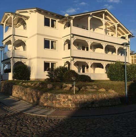Aussenansicht Villa Fernsicht