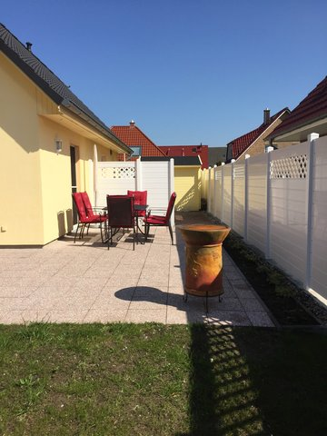 Sitzecke Terrasse