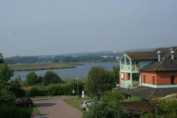 Blick von der Terrase