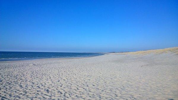 Der schöne Dierhagener Strand