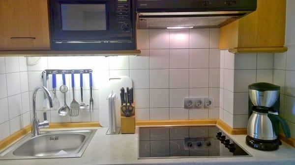 Inklusive Küche