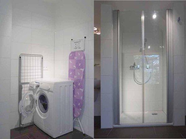 Waschmaschine inklusive