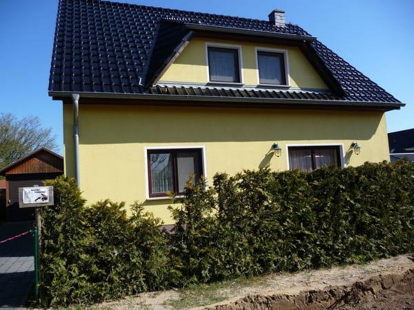 Ferienhaus Familie Kaeding mit 2 Ferienwohnungen