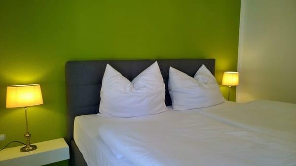 Das gemütliche Bett
