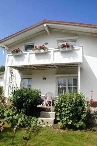 Haus Marina - Wohnung Kormoran im Erdgeschoss
