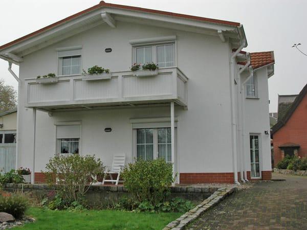 Wohnung Kranich im 1. OG mit Balkon