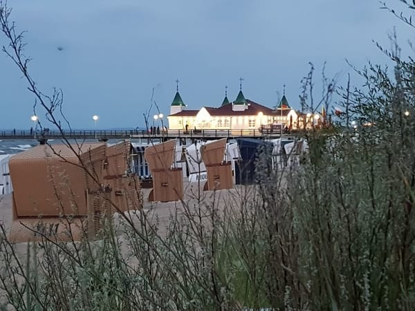 Ahlbecker Seebrücke