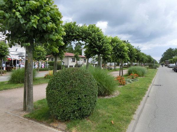 Strandstrasse Baabe