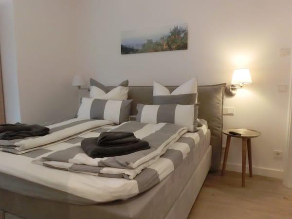 Schlafzimmer II en suite