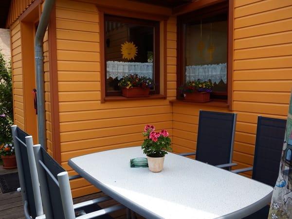 Terrasse/ Gartenmobiliar
