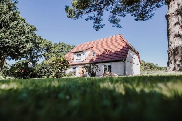 Seitenansicht Landhaus