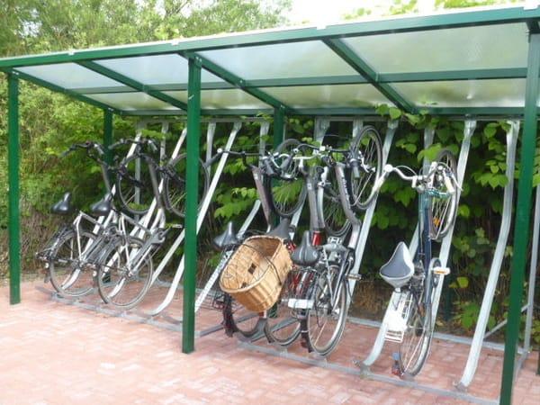 Bike-Port für Ihre Fahrräder