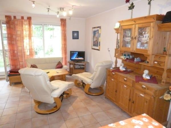 Wohnzimmer - 2 Relax-Sessel