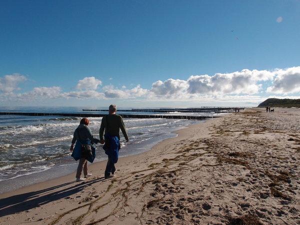 Wunderschöner Ostseestrand