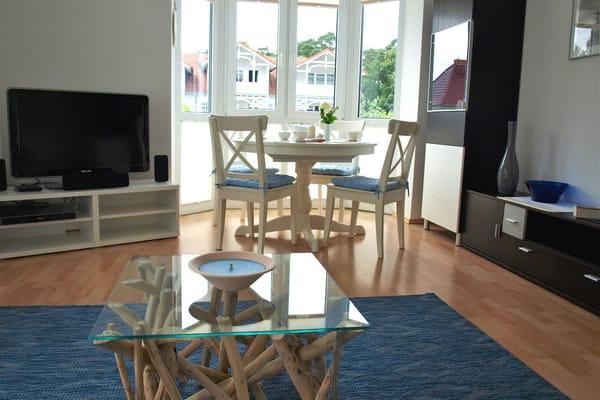 Wohnbereich (Bild 2) - Essbereich