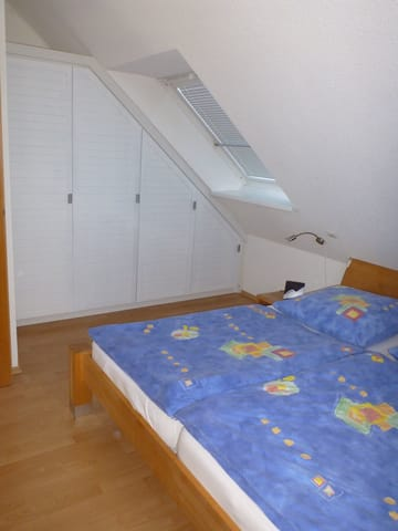 oberes Schlafzimmer