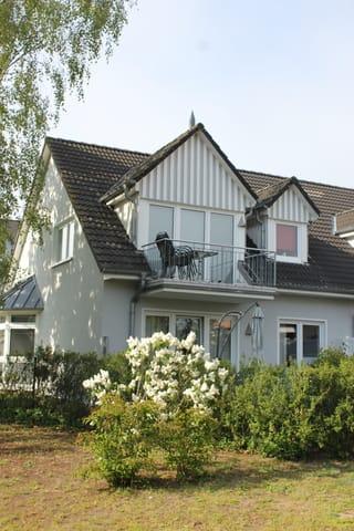 Balkon / Ansicht Haus