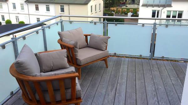 Lounge-bereich Dachterasse