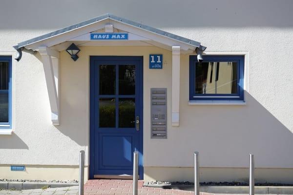 Eingang Fewo Merikoti