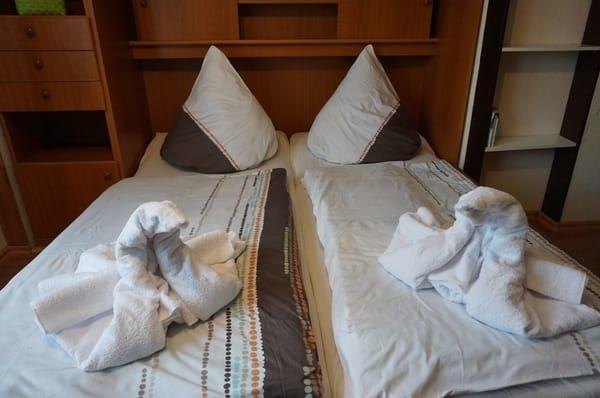 Doppelbett 1,80m