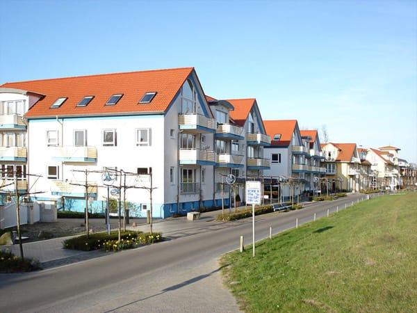 Residenz Am Strand 2 Zimmer Ferienwohnung Zingst