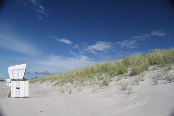 Ostseestrand bei Zingst