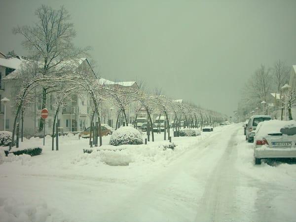 Baabe, auch im Winter eine Reise wert