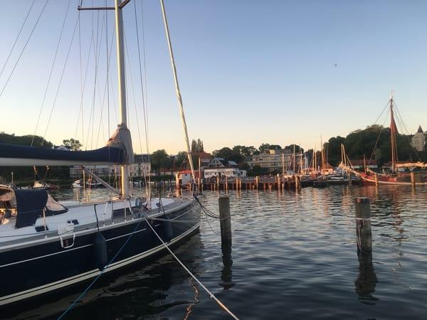 Altefähr Hafenimpressionen