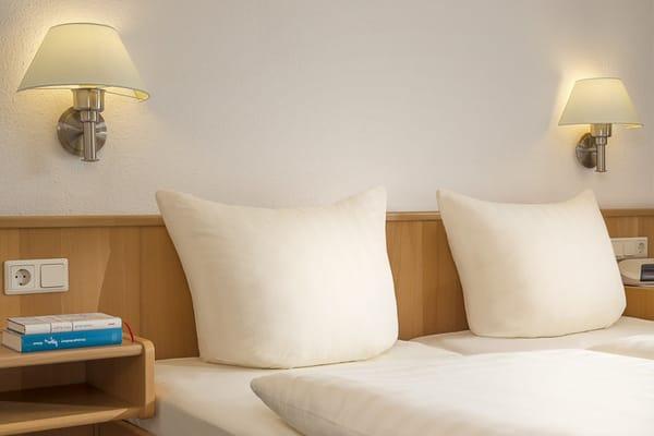 Detail Schlafzimmer