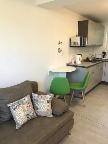 Wohn-und Küchenbereich 1