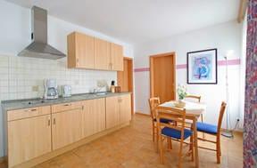 Küchen- und Essbereich Bsp. Typ 03
