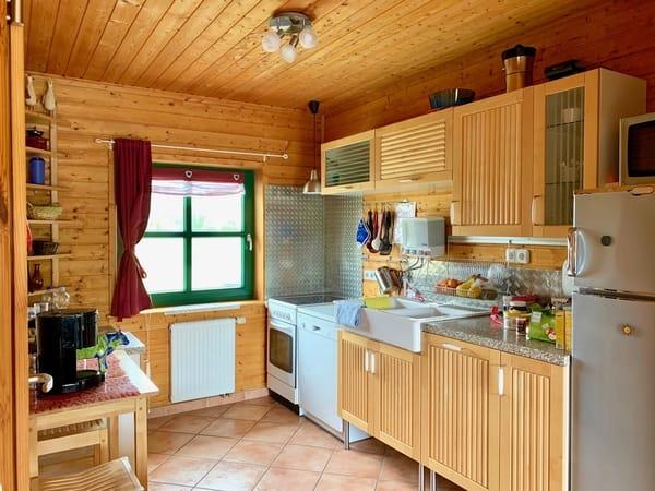 Küche Haus Ostseezauber