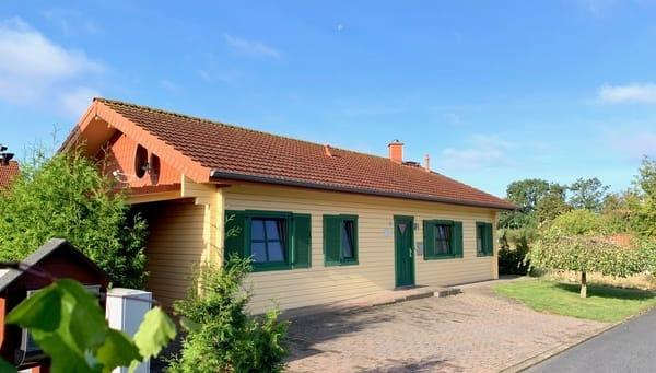 Ferienhaus Ostseezauber Boiensdorf - Salzhaff