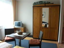 Sitzecke Doppelzimmer 01