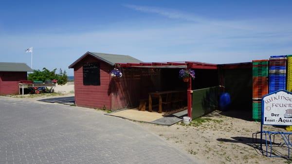 Zempiner Fischerhütten