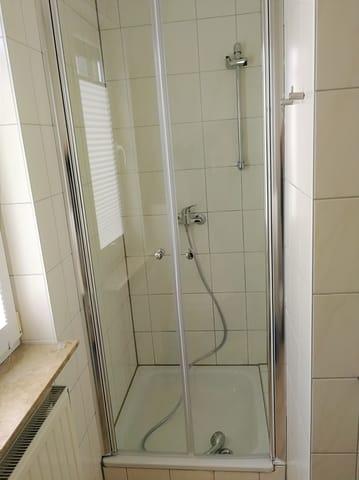 mit Duschbad