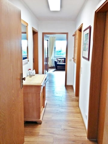 großzügige Wohnung, 70 qm, bis 4 Personen