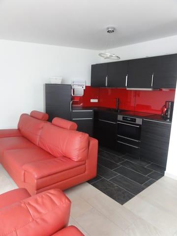 Wohnbereich / Küchenzeile