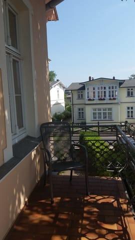 Balkon Ostseite