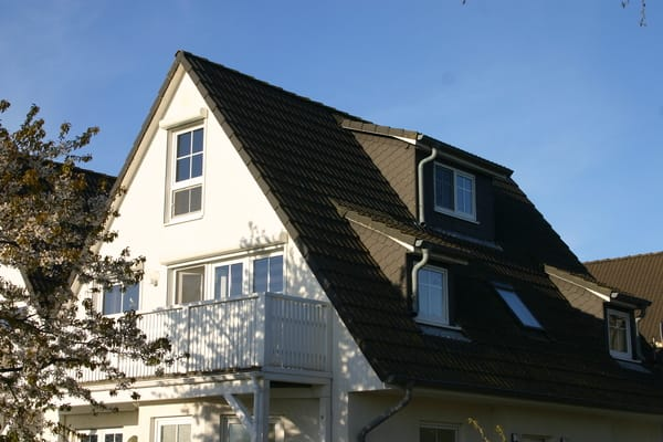 Ansicht Wohnung. Mit WLan, An der Balkontür ist eine Fliegengitter-Schiebetür vorhanden
