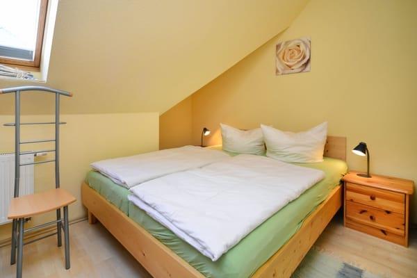 Doppelbett 2x80x200