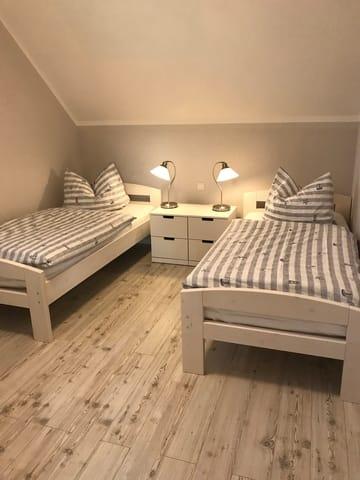 3. Schlafzimmer mit 2 Einzelbetten