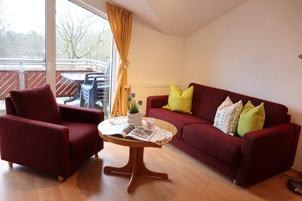 Wohnzimmer / Sofabereich