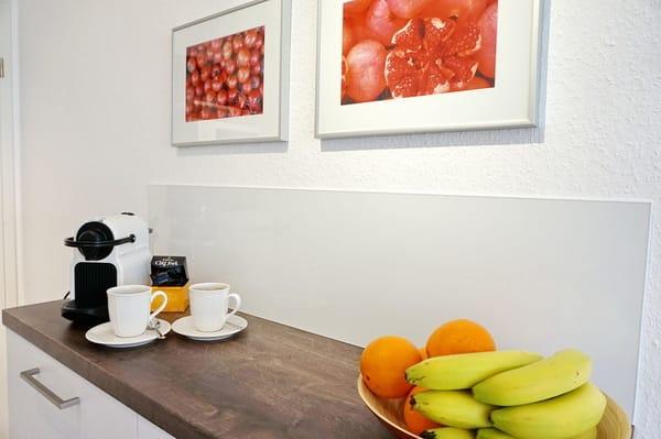 Nespresso Maschine und viele Extras erwarten Sie!