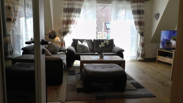 Wohnzimmer - gemütliche Atmosphäre