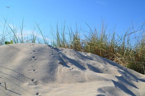 Feiner Strandsand (c) L. Brose