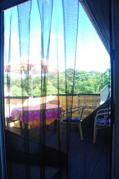 FeWo 2 Balkon!