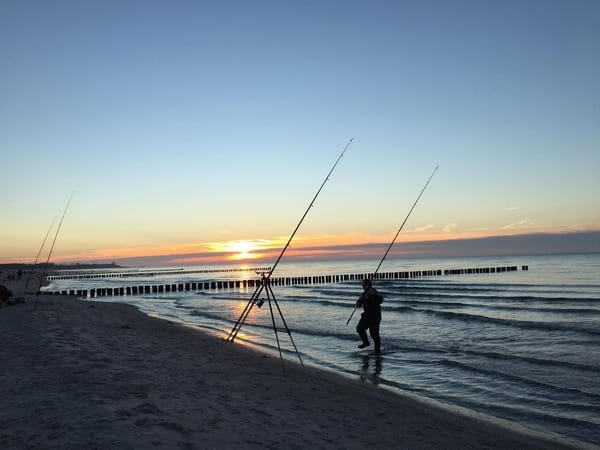 Ostseeangeln