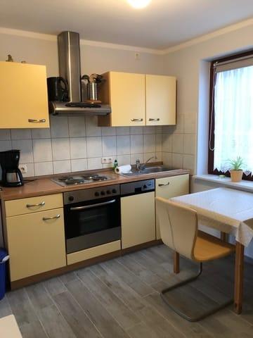 Typ 1/1 - Küche mit GS, Kühlschrank + Gefrierfach... (Parterre)