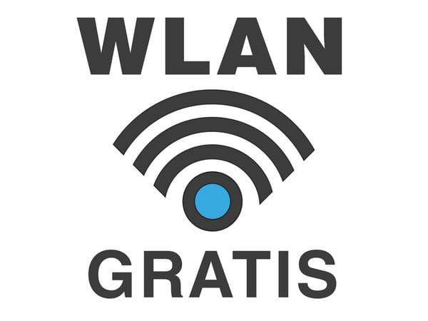 Wohnungseigenes, schnelles WLAN ohne Volumenbegrenzung (50 MBit/s)
